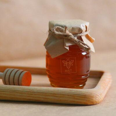 Mật ong nguyên chất hũ 100ml dùng thử tại MẬT