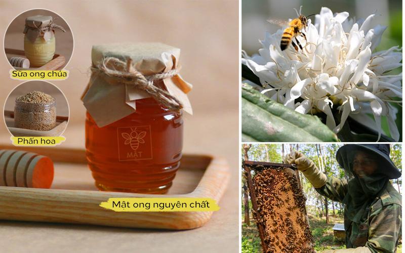 Mật ong nguyên chất tại Đà Nẵng