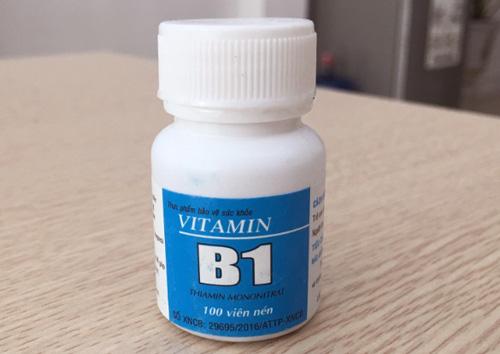Chọn đúng loại vitamin B1 để ngâm mật ong